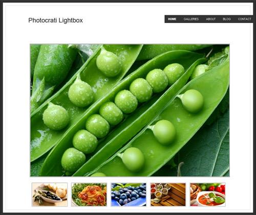Photocrati szablony wordpress dla fotografów