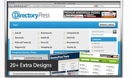 DirectoryPress – najlepszy szablon na katalog stron www