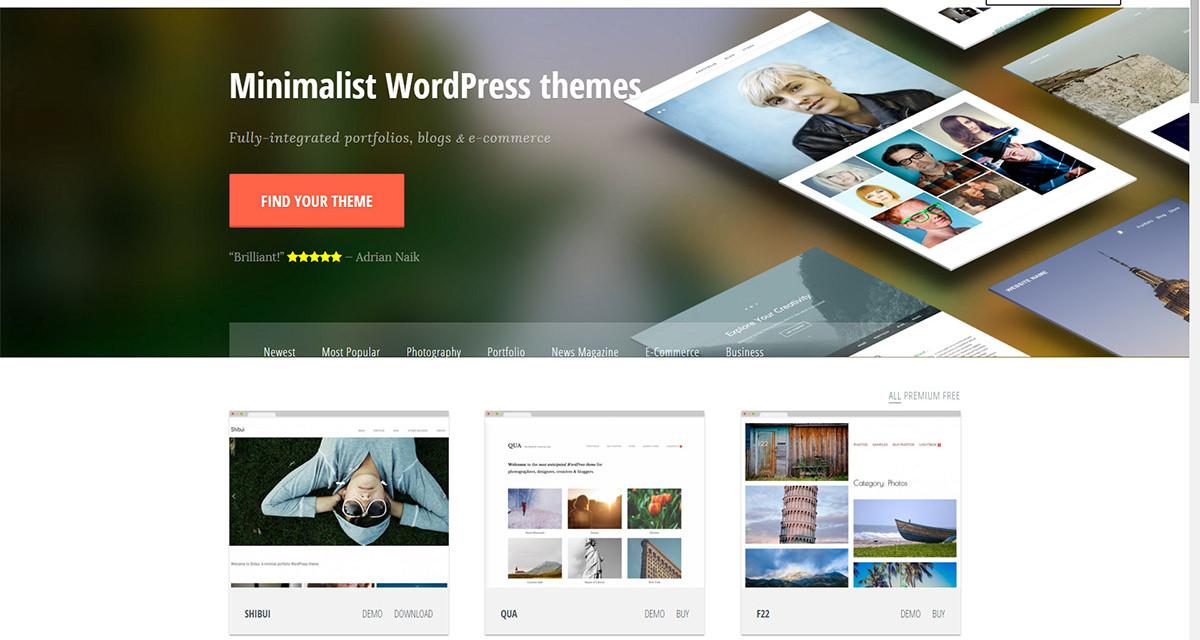 GraphPaperPress – szablony dla fotografów do sprzedaży zdjęć