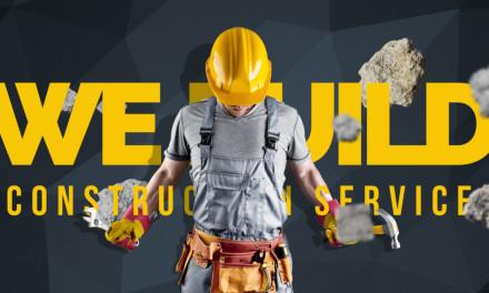 Najlepsze szablony dla firmy budowlanej