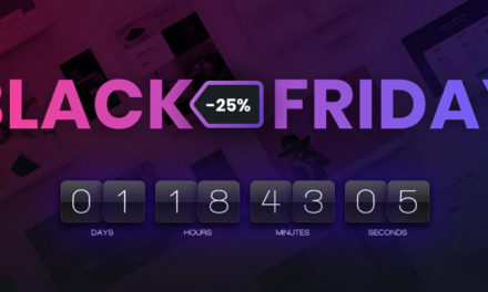 BLACK FRIDAY w Elegant Themes